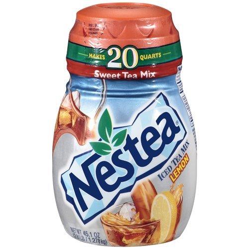 Nestea Sweet Lemon Iced Tea Mix, 45.1 Oz