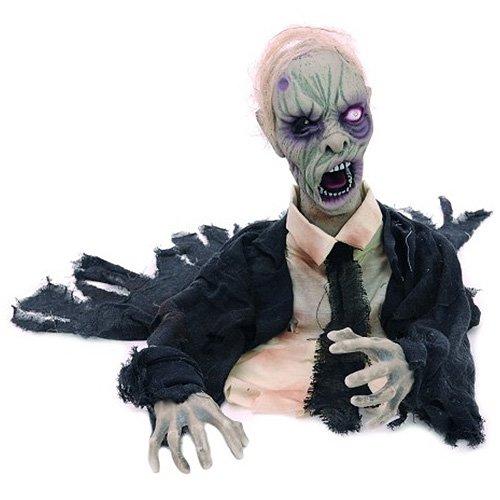 Halloween Zombie animated, -