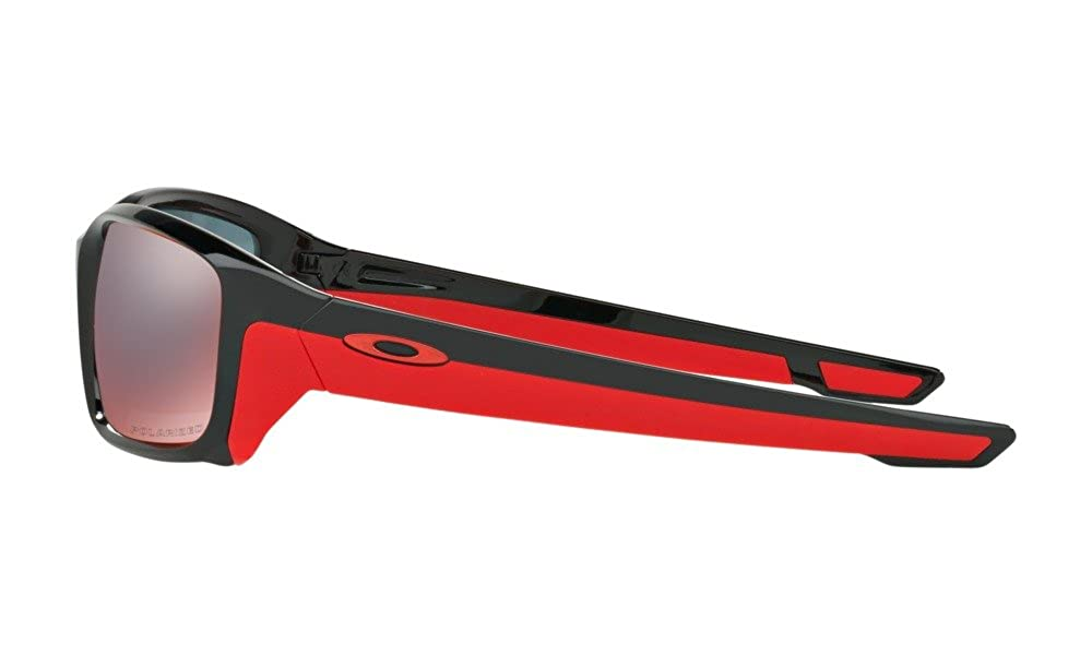 b623d402f39 Oakley STRAIGHTLINK™ OO9331-08 POLARIZED Sports Red Mercury Sunglass for Men Women   Amazon.in  Clothing   Accessories