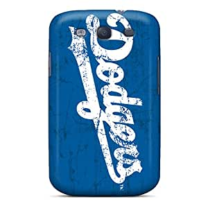Samsung Galaxy S3 ISP3089kGyj Support Personal Customs Lifelike Los Angeles Dodgers Series Perfect Hard Cell-phone Case -JoanneOickle