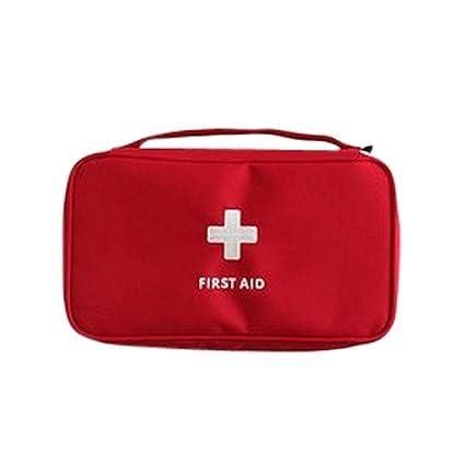 Caja de Slmacenamiento, Emergencia supervivencia botiquín de primeros auxilios tratamiento al aire libre Casa rescate
