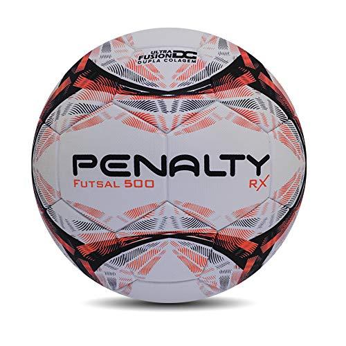 Bola Fut Sal Penalty RX R1 500 IX Adulto Unissex Laranja 0