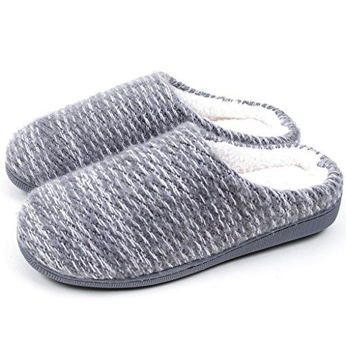 Coton Chaussons Pantoufles de Pantoufles de Femmes Coton Femmes Chaussons nqfC0