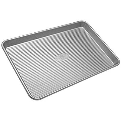 USA Pan Jelly Roll Sheet Pan 13 x 18 x 1