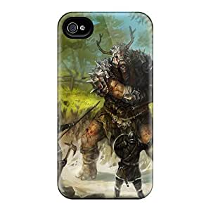 Excellent Hard Cell-phone Cases For Iphone 6 (TTV1951RDjE) Allow Personal Design Beautiful Monster Hunter Pattern