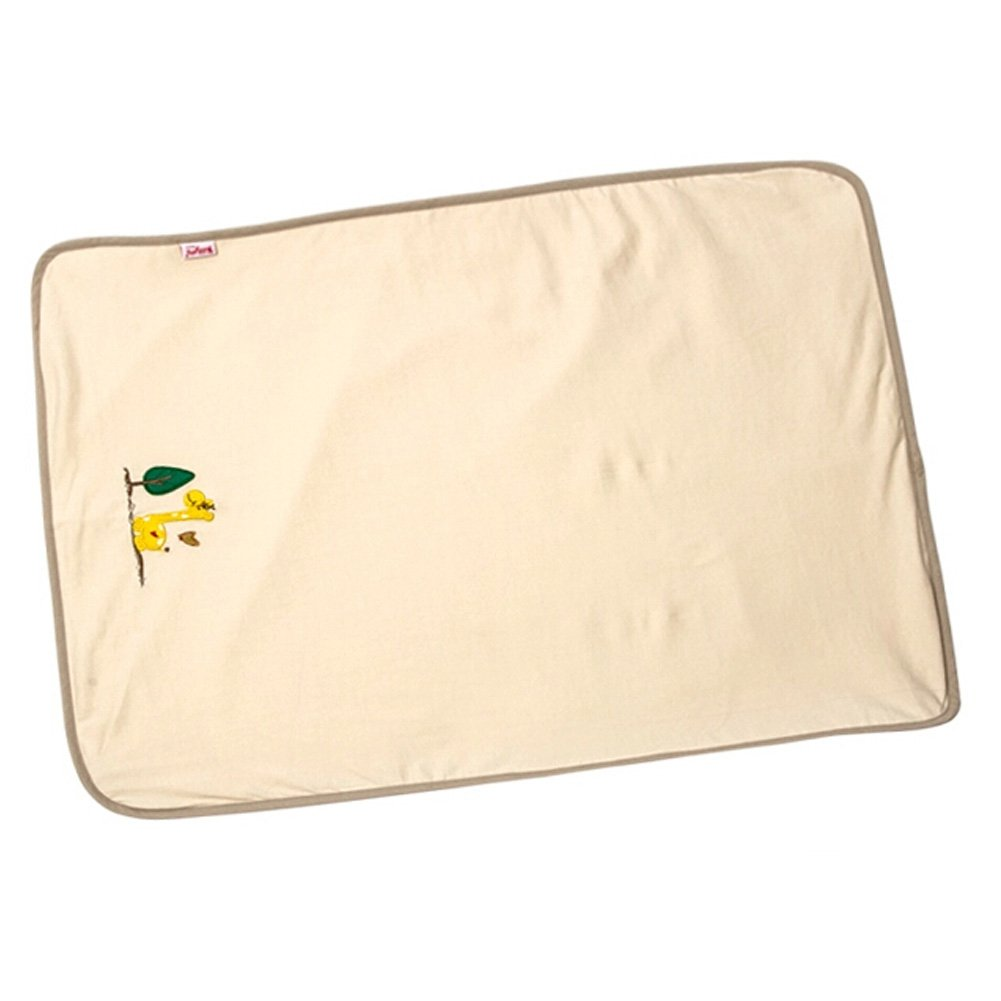 Baby Waterproof Breathable Cotton Urine Pad 6951(apricot)
