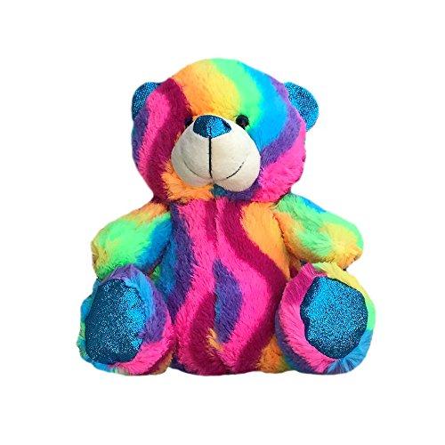 Gay Rainbow Sisters Rainbow Bear Plush -