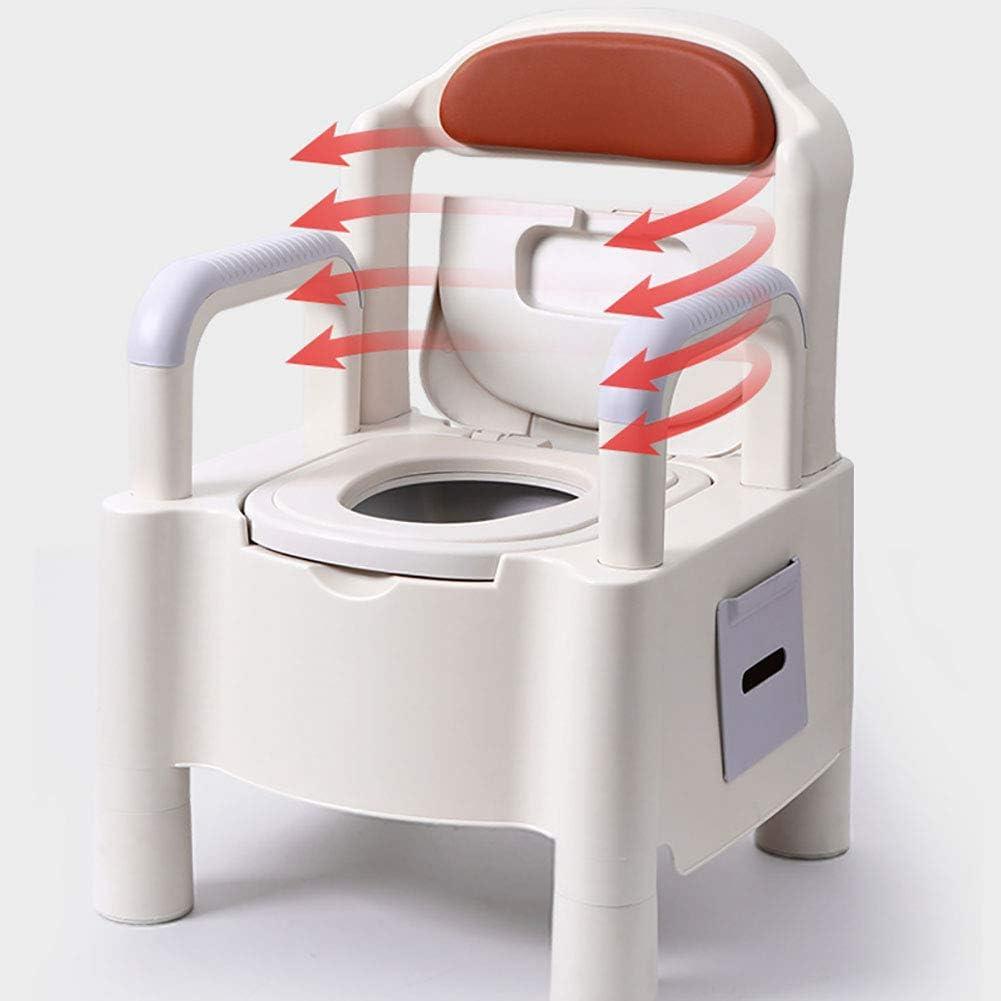 YMN Weightl Luz Compacta para IR Al Baño WC Portátil De ...