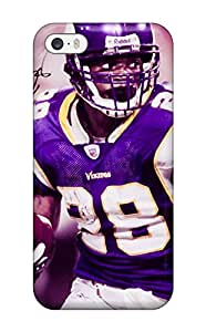 VXqdewM15189VvDTK Case Cover Adrian Peterson Football Iphone 5/5s Protective Case