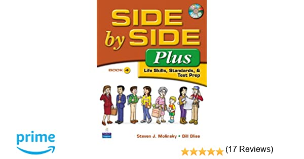 Side by Side Plus 4 - Life Skills, Standards & Test Prep (3rd ...