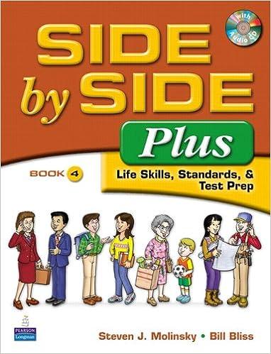 Side by Side Plus 4 - Life Skills, Standards & Test Prep (3rd ...
