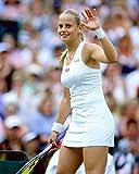Jelena Dokic Color 16x20 Canvas Giclee Tennis Star