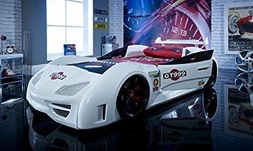 oxide ltd car bed speedster gt999 3ft super car bed led lights