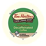 Tim Horton's Decaf Coffee Capsule, Compatible with Keurig K-Cup Brewers, 24-Count