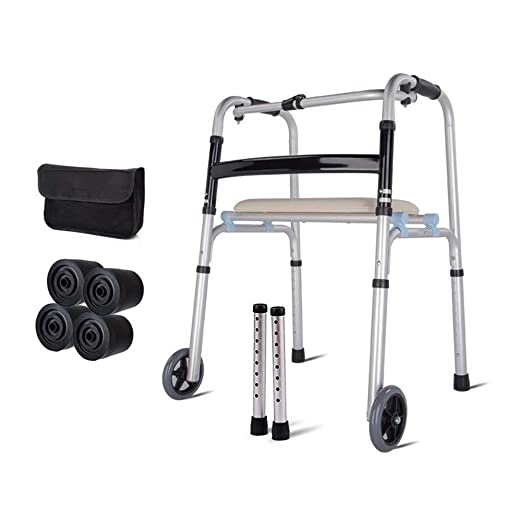 B WALKER Andador Plegable Compacto y Ligero para Regalar a ...