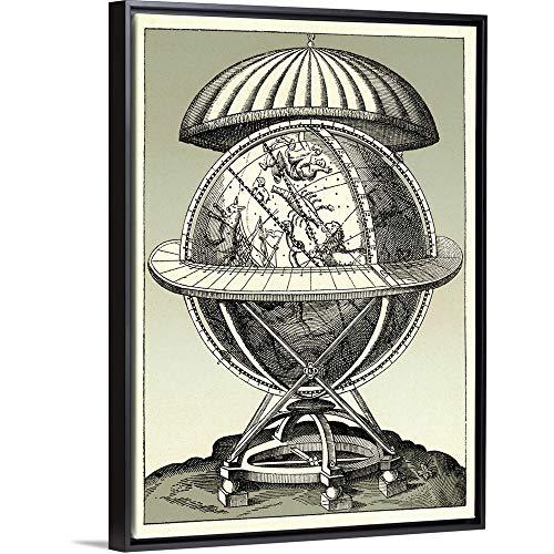 - Tycho Brahe's Celestial Sphere, 1584