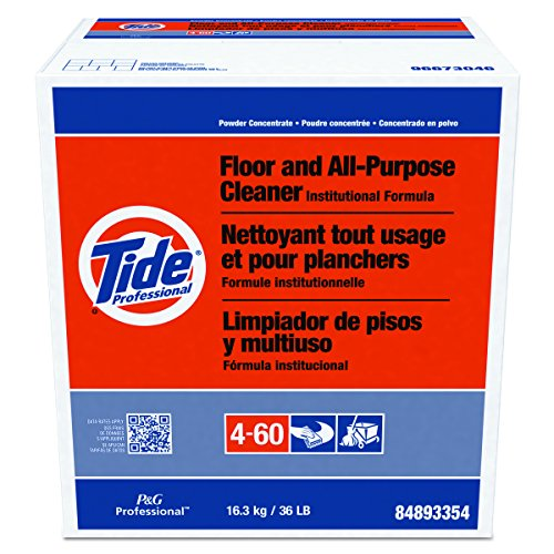 Price comparison product image Tide Professional Floor and All-Purpose Cleaner,  36 lb. Box