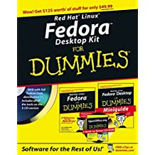 Red Hat Linux Fedora Desktop Kit For Dummies