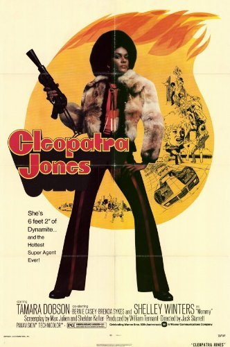 Cleopatra Movie Poster - Cleopatra Jones POSTER Movie (11 x 17 Inches - 28cm x 44cm) (1973) (Style B)
