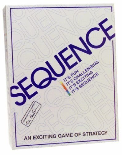 Game Sequence Jax Strategy Edition Ltd New Board Complete 1995 Sealed Exciting .HN#GG_634T6344 G134548TY90155 ()