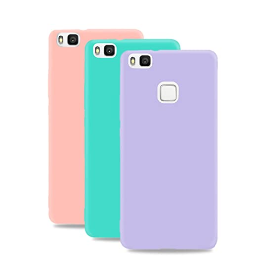 5 opinioni per 3x Cover Huawei P9 Lite, CaseLover
