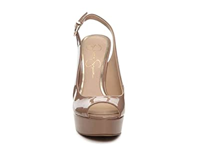 3668ce87e62 Jessica Simpson Womens BISANO Peep Toe Special Occasion