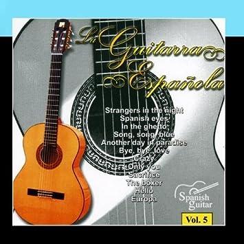 Spanish Guitar, Guitarra Espanola 5 by Guitarra Flamenca: Domi de ...