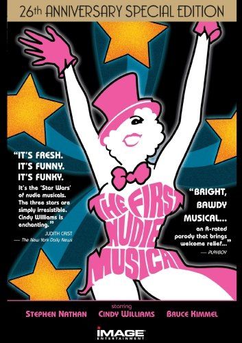 The First Nudie Musical (Special Edition) by WILLIAMS,CINDY