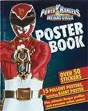 Power Rangers Megaforce: Poster Book by Parragon Books (2013) Paperback