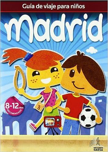 Guía de viajes para niños Madrid Guia De Viaje Para Niños: Amazon ...