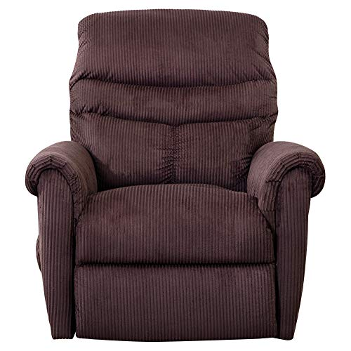 Lift Chair Recliner for Elderly Power Electric Seat with Remote Control Recliners - Chocolate