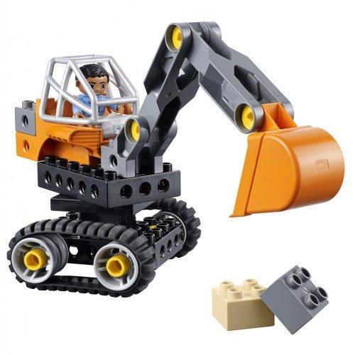 Lego Duplo Tech Machines (Lego Tech Machines Set)