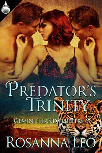Predator's Trinity (Gemini Island Shifters Book 6) by [Leo, Rosanna]