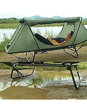 ZHJLOP Carpa Ultralarge automático 300 * 300 * 210CM 5-8 Personas Anti-Mosquitos Tienda de campaña Gazebo Grande Sun Shelter