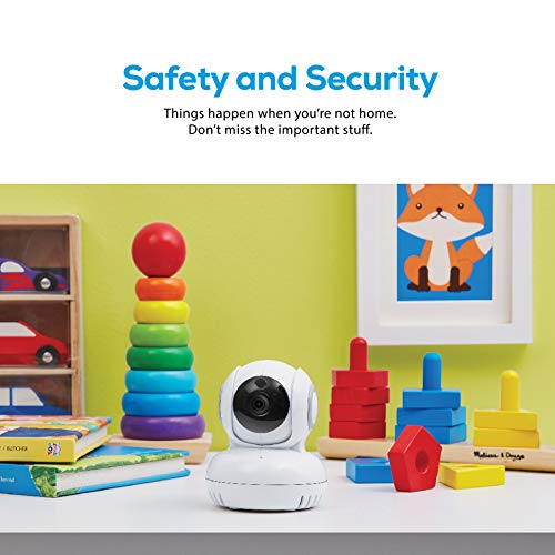 Geeni Sentinel Wireless Security Camera, WiFi Home
