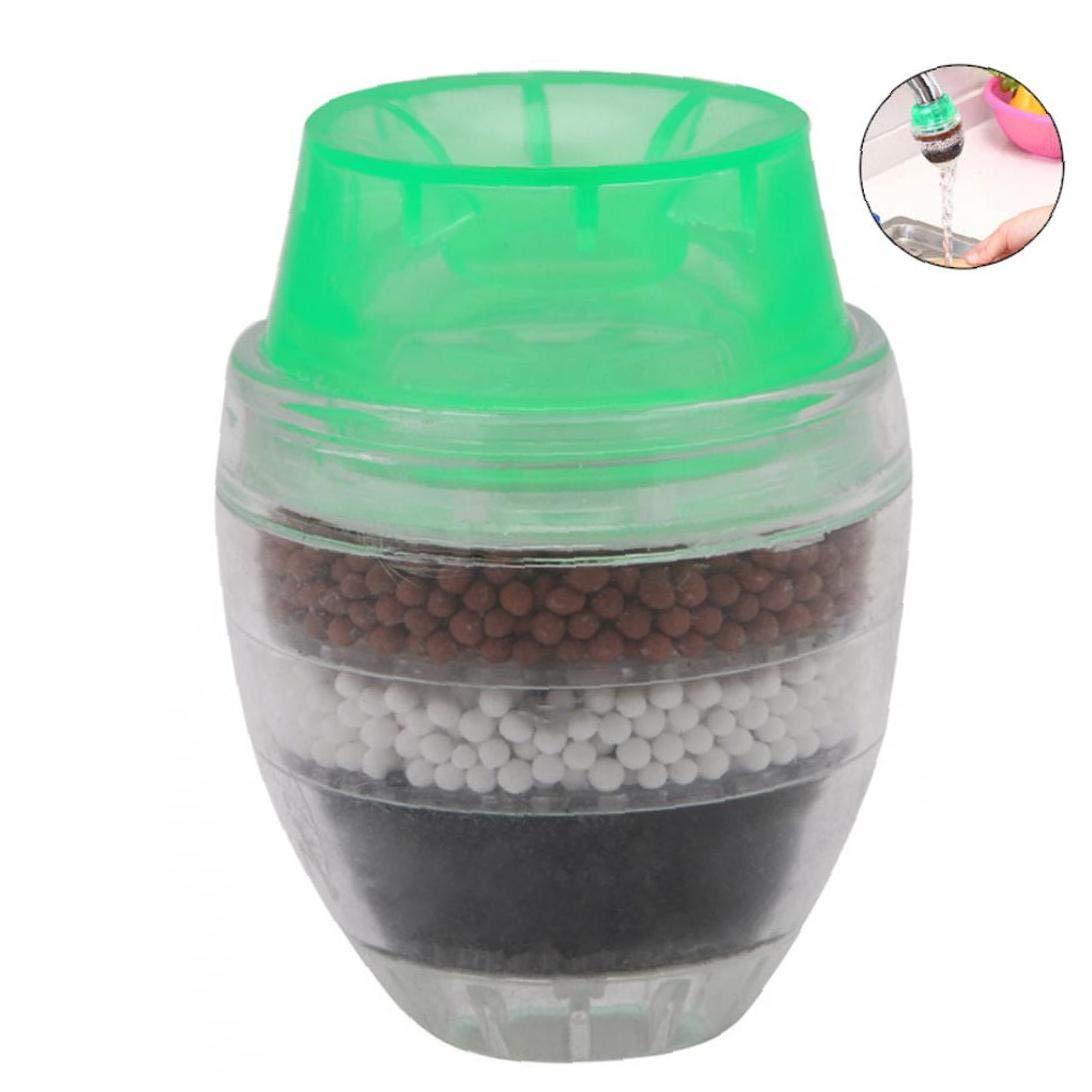 Carbon Home Elettrodomestici Cucina Mini rubinetto Acqua di rubinetto filtro pulito Filtro purificatore cartuccia filtrante