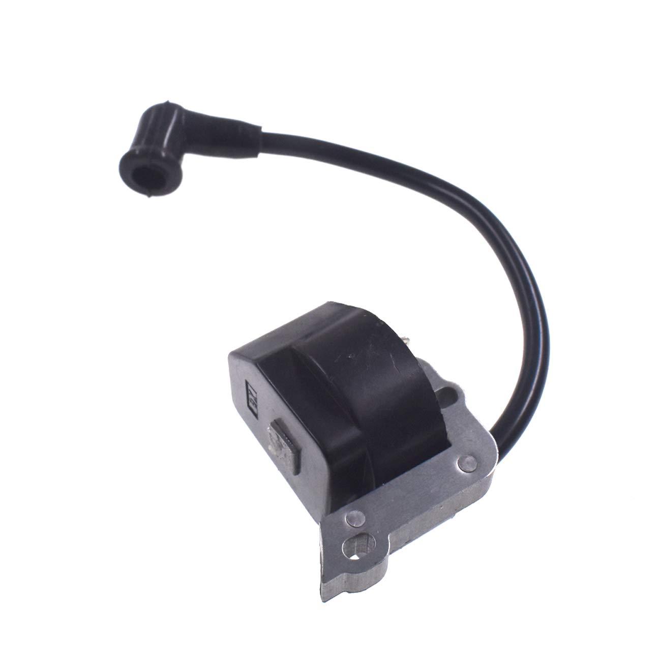 Z/ündspule Passend f/ür STIHL FS38 FS45 FS46 FS55 KM55 4140 1306A Trimmer Motor