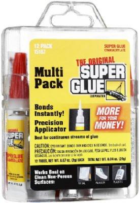The Original Super Glue 12pack