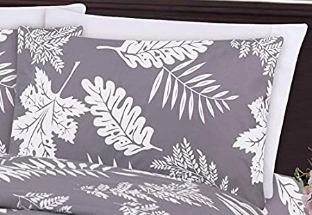 Bamboo Living Eco Friendly Egyptian Comfortable Bamboo 6 Piece Sheet Set with 4 Pillowcases Double//Full Size Blue Chrysanthemum Flower Pattern Blue and Ivory Color