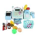 Children's Simulation Cash Register Play Toy Set,Gift(M2)