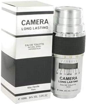 Max Deville Camera Long Lasting 100ml3.3oz Eau de Toilette