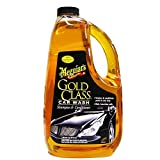 Meguiars Gold Class Car Wash Shampoo & Conditioner 1.89ltr