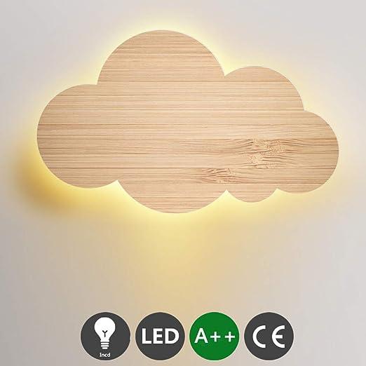 LED Enfants Applique Murale Garçon Fille Chambre Lampe De ...