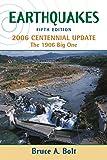 Earthquakes 2006 5th Edition