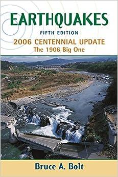 Book Earthquakes: 2006 Centennial Update