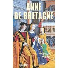 Anne de Bretagne (French Edition)