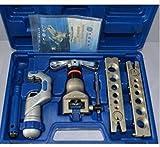 WK-806FT Copper Tube Flaring Cutting Tool Kit,Pipe Flaring Tool Set