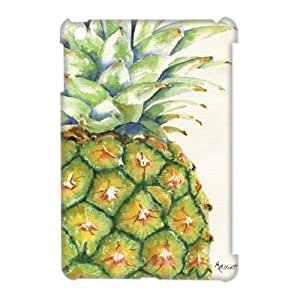 HFHFcase Cheap 3D-printed Phone Case for Ipad Mini, Pineapple 3D Ipad Mini Cell Phone Case