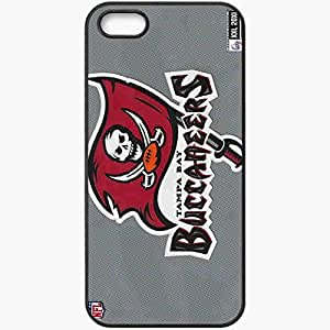 Personalized iPhone 5 5S Cell phone Case/Cover Skin 1066 tampa bay buccaneers Black