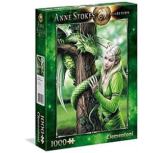 Clementoni Anne Stokes Puzzle Kindred Spirits 1000 Pezzi 39463